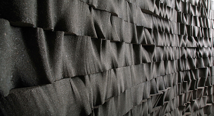 From Gray Waves Collection 1, Concrete Pieces, 240 x 480 cm